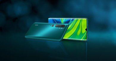 Xiaomi destaca Mi Note 10 ao Brasil, com a melhor câmera do Brasil