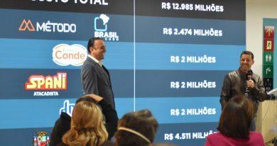 DMCard colabora com R$ 2 milhões para construção de novo hospital municipal de São José dos Campos