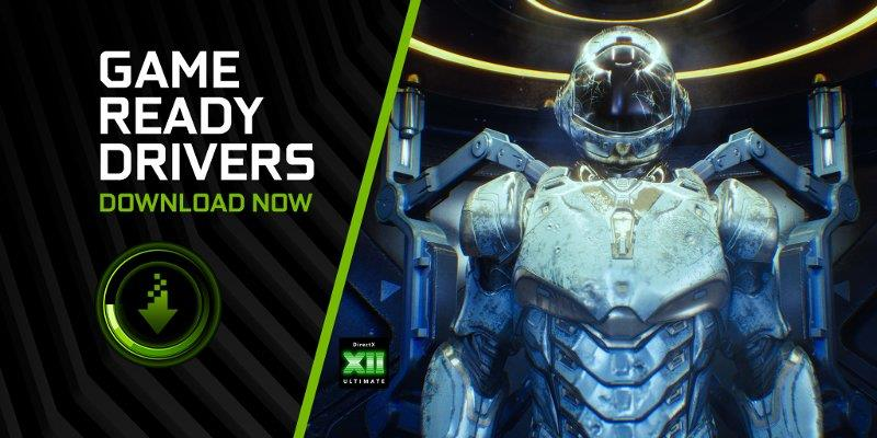 GeForce Game Ready Drivers