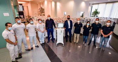 FCA ultrapassa marco de 3.000 respiradores produzidos na Itália