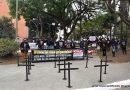 Protesto contra o governo Bolsonaro em São José dos Campos