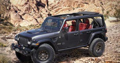 Jeep Wrangler Rubicon 392 6.4l V8