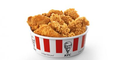 KFC_Chicken Share