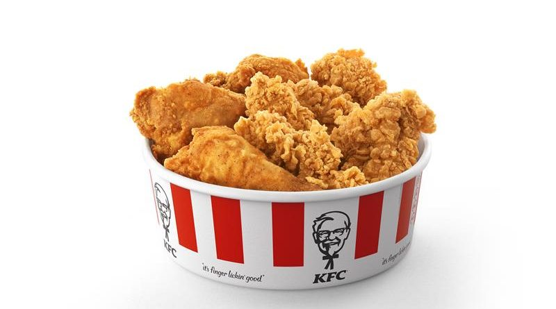 KFC_Chicken Share