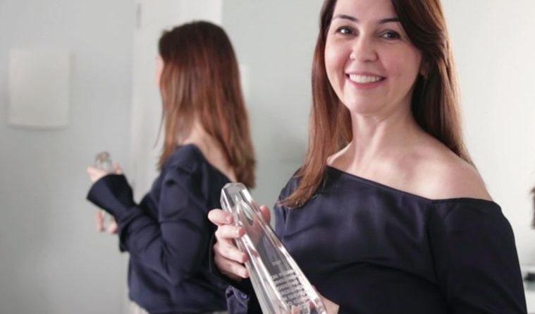 Gerente de Marketing Susana Souza