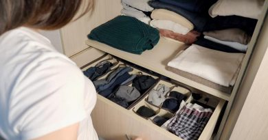 Como manter o mofo longe do guarda-roupa