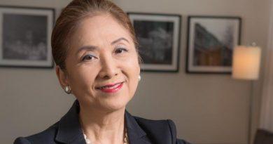 Chieko Aoki, presidente da Blue Tree Hotels