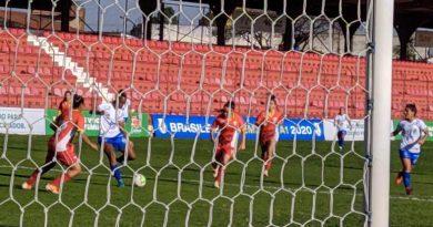 São José Futebol Feminino