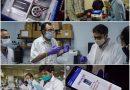Pesquisadores desenvolvem nova tecnologia para o teste COVID-19