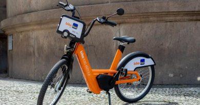 Bike Elétrica Tembici