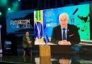 O futuro é do conhecimento e da tecnologia, diz ministro Marcos Pontes em solenidade de abertura do Futurecom