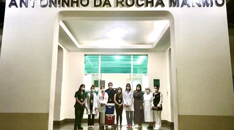Hospital Antoninho da Rocha Marmo