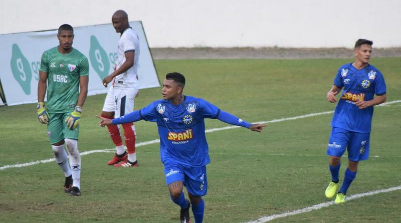 São José EC Foto Rodolfo Moreira