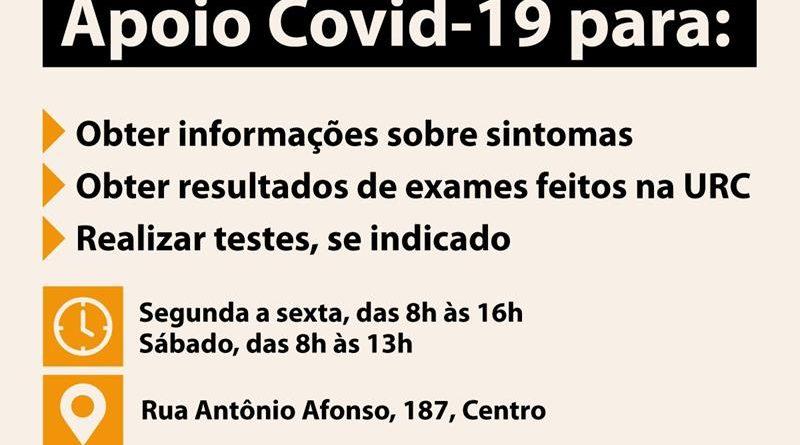 Unidade de Apoio Covid-19'