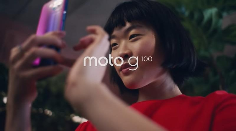 MOTO G 100