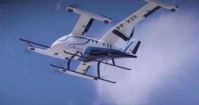 Embraer avança em um mercado do futuro: veículos voadores