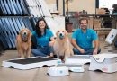 Casal cria sanitário para cães e gatos com sistema de escoamento e fatura R$ 7,5 milhões em 2020