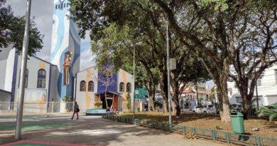 Praças revitalizadas garantem segurança e bem-estar