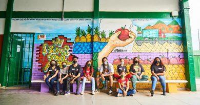 Projeto Muros Com Arte chega a novas cidades com apoio da COOP