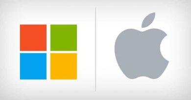 Microsoft e Apple: as novidades do último mês no meio tecnológico