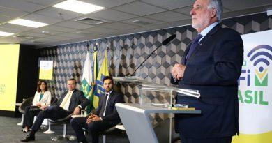 Wi-Fi Brasil vai instalar mais de mil pontos de internet banda larga gratuita