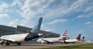 EmbraerX assina contrato de prestação de serviços com a Republic Airways para utilização do Beacon